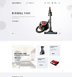 Electronics PrestaShop Template 58319