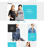 Fashion PrestaShop Template 58326