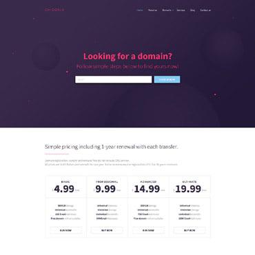 Купить  пофессиональные Bootstrap и html шаблоны. Купить шаблон #58331 и создать сайт.