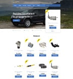 Cars OpenCart  Template 58336