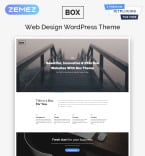 Web design WordPress Template 58337