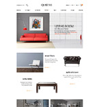 Furniture PrestaShop Template 58341