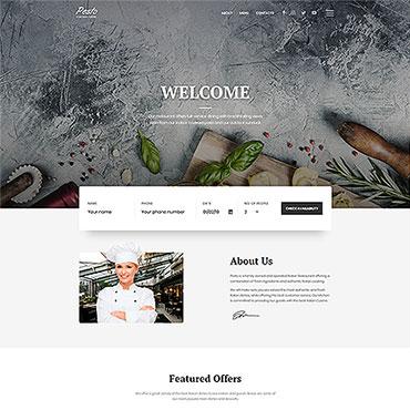 Купить  пофессиональные Bootstrap и html шаблоны. Купить шаблон #58360 и создать сайт.