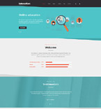 Education Joomla  Template 58369