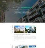 Architecture Website  Template 58371