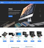 Electronics PrestaShop Template 58375