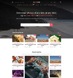 Art & Photography PrestaShop Template 58376