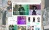Responsivt ShirtHero - T-shirt PrestaShop-tema New Screenshots BIG