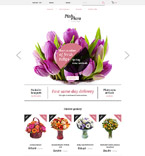 Flowers PrestaShop Template 58383