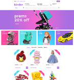 Entertainment PrestaShop Template 58384