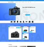 Electronics PrestaShop Template 58386