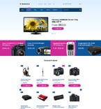 Electronics Shopify Template 58392