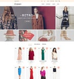 Fashion PrestaShop Template 58397