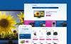 Адаптивний Shopify шаблон на тему електроніка New Screenshots BIG
