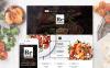 "Joomla шаблон ""Re conetta - ресторан"" New Screenshots BIG"