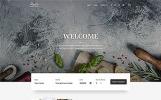 Pesto - Italian Restaurant Multipage Stylish HTML Template Web №58360