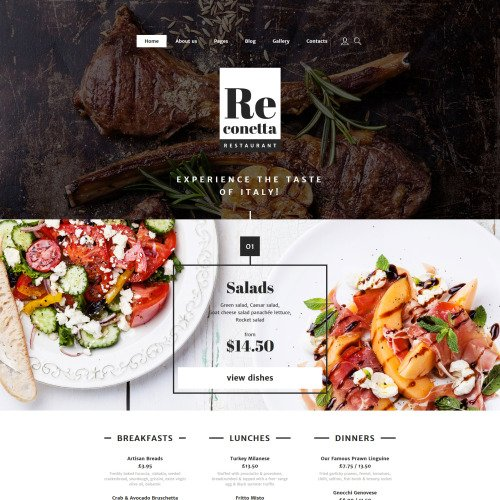 Re Conetta - Joomla! Template based on Bootstrap