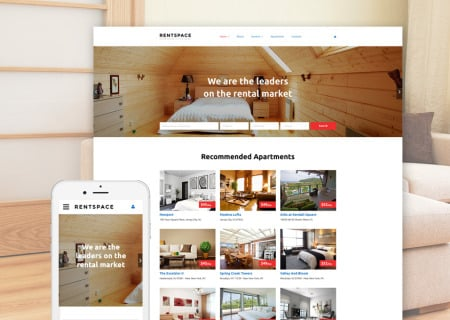 Real Estate Responsive