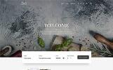 Responsywny szablon strony www Pesto - Italian Restaurant Multipage Stylish HTML #58360