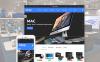 Tema de PrestaShop para Sitio de Tienda de Electrónica New Screenshots BIG