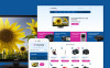 Tema Shopify Responsive #58392 per Un Sito di Negozio di Elettronica New Screenshots BIG