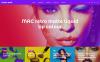 "WordPress шаблон ""StylePark - территория стиля"" New Screenshots BIG"