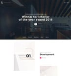 Furniture Website  Template 58403