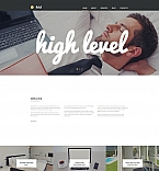 Hotels Moto CMS 3  Template 58429