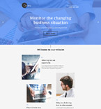 Landing Page  Template 58435