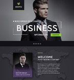Landing Page  Template 58438