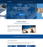 Security WordPress Template 58441