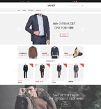 Fashion Magento Template 58442