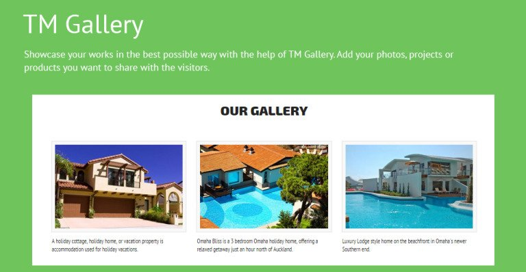 Home Rent Website Template – House for Rent Template