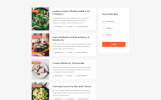 GoodFood - Restaurant Clean Multipage HTML5 Template Web №58456
