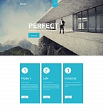 Architecture Moto CMS HTML  Template 58473