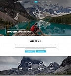 Travel Moto CMS HTML  Template 58474