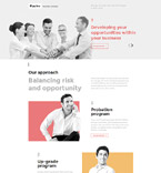 Landing Page  Template 58480