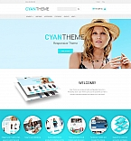 Fashion MotoCMS Ecommerce  Template 58485