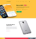 Electronics Landing Page  Template 58492