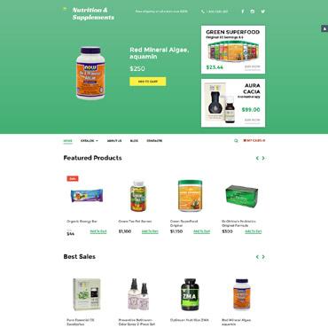 Купить  пофессиональные VirtueMart шаблоны. Купить шаблон #58495 и создать сайт.
