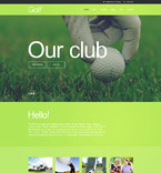 Sport Muse  Template 58498