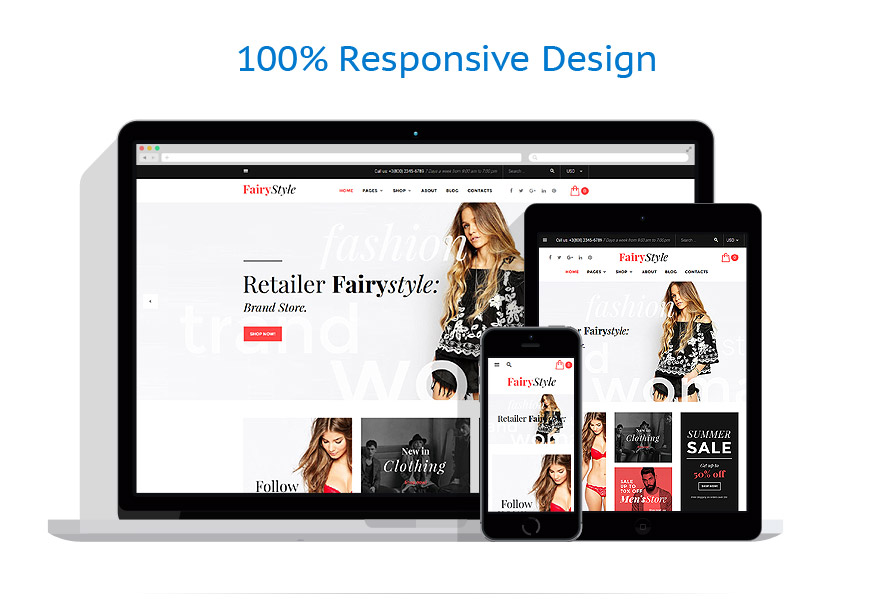WooCommerce Themes Mode #58499