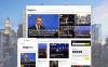"""KingNews - pour magazine, journal et blog"" thème WordPress adaptatif New Screenshots BIG"