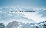"""Modicate Multipurpose"" Responsive Website template"
