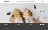 Responsive GoodFood - Restaurant Clean Multipage HTML5 Web Sitesi Şablonu