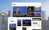 Responsive KingNews - Magazine News Portal & Blog Wordpress Teması New Screenshots BIG