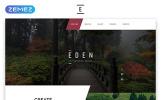 """Responzivní Šablona webových stránek """"Eden - Exterior Design Modern Responsive HTML"""""""