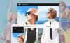 Tema PrestaShop Responsive #58452 per Un Sito di Abbigliamento New Screenshots BIG