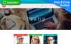 Templates Moto CMS 3 Flexível para Sites de Consultoria №58430 New Screenshots BIG