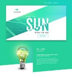 Landing Page  Template 58501